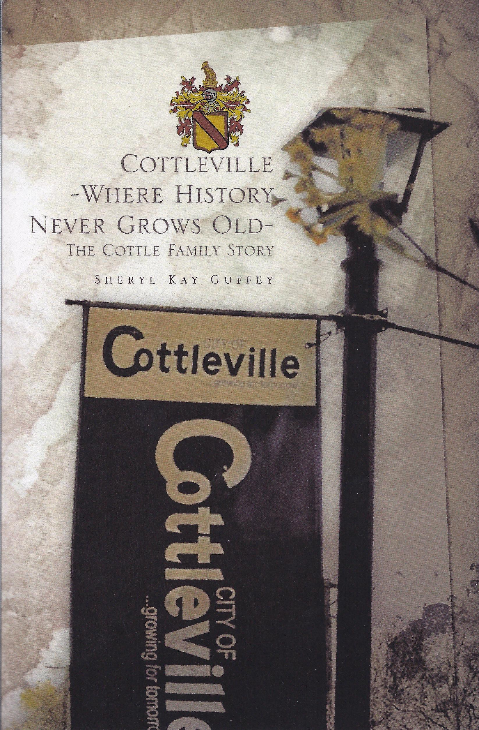 Cottleville - Where History Never Grows Old