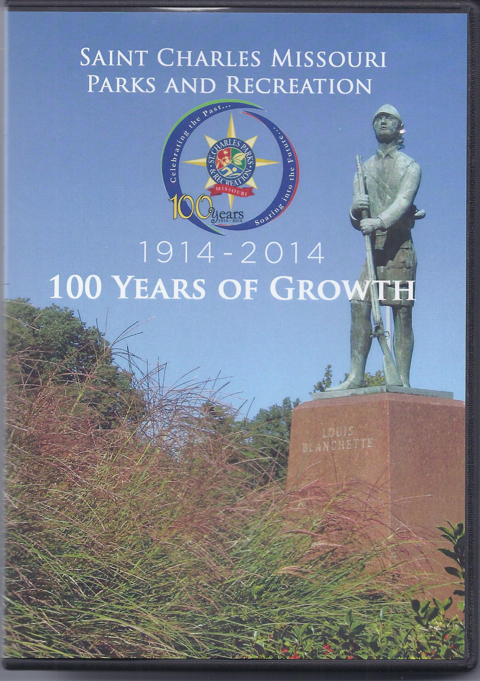 Parks & Recreation 1914-2014 100 Years of Growth DVD