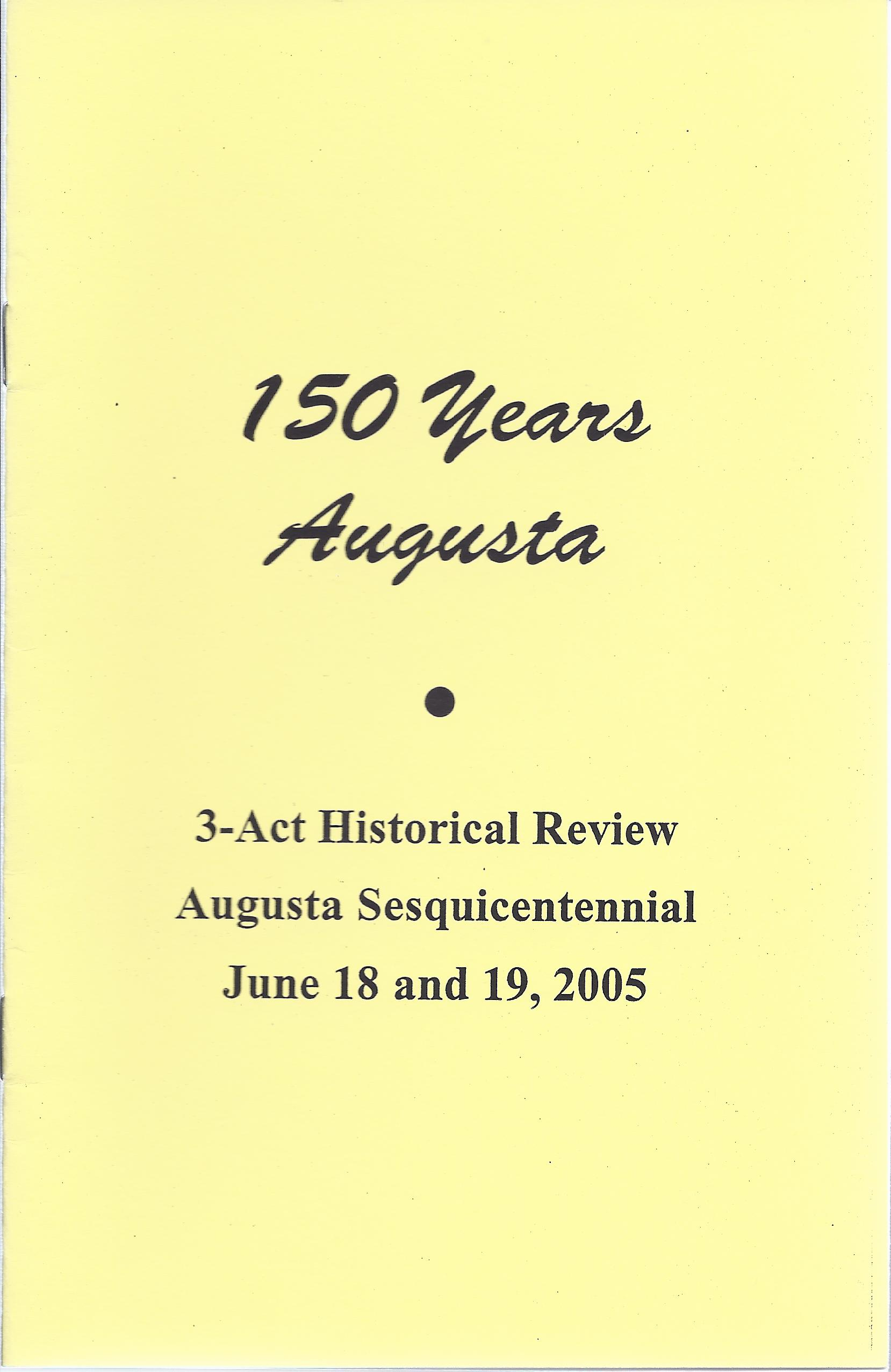 150 Years of Augusta