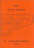 1868 State Census, St. Charles City Index