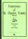 Cemeteries of St. Charles County, Vol. 3