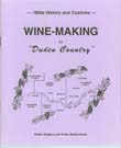 Wine Making in Duden Country